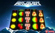 The Arcader slot from Thunderkick makes you believe that it is possible to turn something old and forgotten into something new and loved! Play Slots, Make You Believe, Free To Play, Something Old, Play Online, Fill, Nostalgia, Technology, Make It Yourself