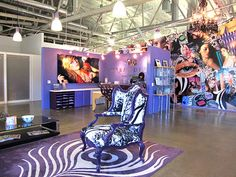 Urban Decay Cosmetics Office