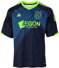 713745193 12 13 cheap Ajax Away Soccer Jersey Shirt World Football