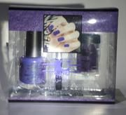 Beautiful finish in velvet. For all the nail art lovers. This unique look is what you need for the ring finger nail to stand out and impress everyone Ring Finger Nails, Beauty Kit, Beauty Trends, Lovers Art, Nail Polish, Velvet, Nail Art, It Is Finished, Purple