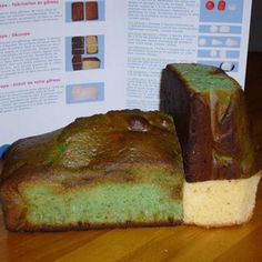 Découpe du cake