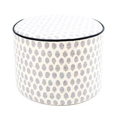 Elca Pouf Pearl on Linen - 30% off!