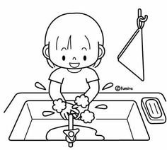 Piktogramy      Piktogram Colouring Pages, Coloring Sheets, Coloring Books, Art Drawings For Kids, Art For Kids, Science Today, School Routines, Learn Chinese, Rainbow Art