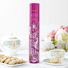Rose Biscuits, 250g Tin