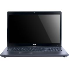 "Acer - 17.3"" Aspire Notebook - 4 GB Memory - 750 GB Hard Drive - Black"