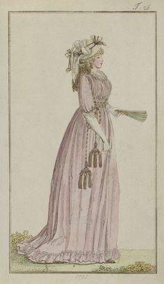 September, 1795 - Journal des Luxus und der Moden