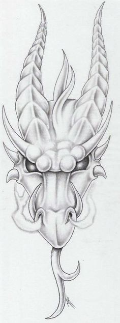 dragon smoke by ~markfellows on deviantART - orig artist unknown Pencil Art Drawings, Art Drawings Sketches, Animal Drawings, Tattoo Drawings, Cool Drawings, Tattoo Ink, Arm Tattoo, Hand Tattoos, Sleeve Tattoos