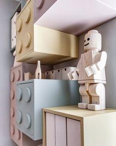 Ikea Hacks, Ikea Hack Kids, Ikea Eket, Kids Bedroom, Bedroom Decor, Lego For Kids, Lego Room, Kid Desk, Boy Room