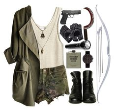 Here is Apocalypse Outfit Pictures for you. Zombie Apocalypse Outfit, Apocalypse Fashion, Apocalypse Survival, Teen Fashion Outfits, Mode Outfits, Nerd Fashion, Runners Outfit, Dystopian Fashion, Character Inspired Outfits