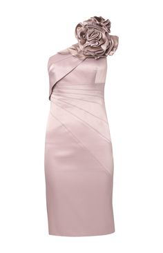 Rose corsage pencil dress, Karen Millen