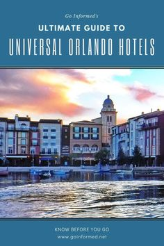 Learn all about the Universal Orlando hotels in this essential guide. Find out about the exclusive perks and tremendous convenience the comes with staying at the Universal Orlando resort. Start your research now and make this your best vacation ever. From GoInformed.net Universal Orlando Hotels, Universal Studios Florida, Orlando Resorts, Orlando Theme Parks, Disney World Vacation, Best Vacations