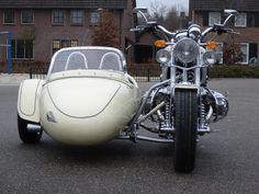 Galerij » BMW - LBS Sidecars - LBS Zijspantechniek - Elsendorp, NL - custom sidecars for motorcycles - op maat gemaakte zijspannen voor motoren Harley Davidson Sidecar, Jeep Garage, Bmw Scrambler, Motorcycle, Vehicles, Rolling Stock, Motorcycles, Cars, Vehicle