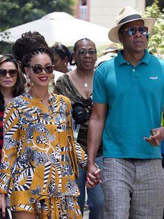 ビヨンセ(Beyonce)、ジェイ・Z(Jay-Z) photo : AFLO