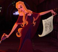 Game Of thrones - Disney