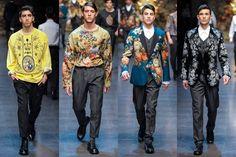 Dolce & Gabbana - Milán Otoño Invierno 2013-2014