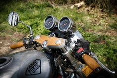 Suzuki Bandit 600 Cafe Racer by Atelier Forge #motorcycles #caferacer #motos | caferacerpasion.com