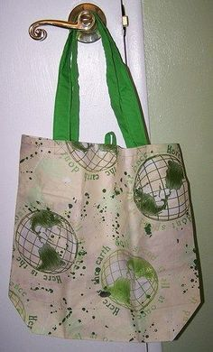 Fold up grocery bag