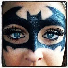 Fledermaus schminken – Schritt für Schritt Anleitung #halloween #kinder #vorlage #zenideen #ideen #halloweenschminken #hexe #yarasa #halloweenmakeup #diy #facepainting #kinderschminken #makeup