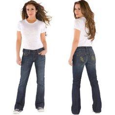 Chicago White Sox Women's Denim Jeans - by Alyssa Milano
