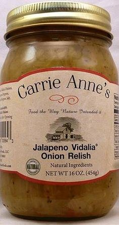 Sweet Jalapeno Cowboy Candy will make your a huge fan of Jalapenos. I started growing jalapenos to make jalapeno relish, jelly and of course Cowbow Candy Vidalia Onion Relish Recipe, Jalapeno Relish, Pepper Relish, Vidalia Onions, Jalapeno Pepper, Relish Recipes, Canning Recipes, Candy Recipes, Canning Tips