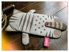 Wood Mouse & Bobbit: Finally Got to Make My Own Bobbit Pencil Case