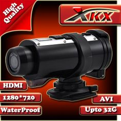 Free shipping HD 720p AT10 Black car dvr car camera video 5.0 Mega pixels Sport Bicycles Outdoor DV DVR Waterproof Series $96.49