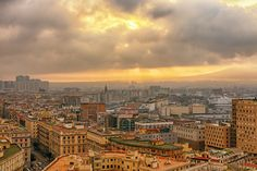 Naples sunset by Jerry Lee on 500px