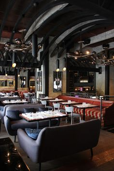 Exclusive Restaurant Design  #estateluxury #luxuryinterior #moderninteriordesign @delightfulll