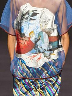 patternprints journal: PRINTS, PATTERNS AND SURFACES FROM NEW YORK FASHION WEEK (WOMAN COLLECTIONS SPRING/SUMMER 2015) / Francesca Liberatore