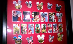 I love the idea of using a Disney mat to frame vacation photos. Disney Planning, Disney Tips, Cute Disney, Disney Style, Disney Magic, Disney Parks, Disney Disney, Disney Scrapbook, Scrapbook Layouts