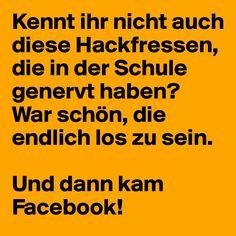 #Facebook #Schule #Hackfresse #Lustig #Boldomatic