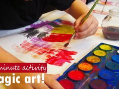Easy Art: Magic Paintings - Village VoicesVillage Voices
