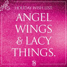 How the Victoria's Secret Angels do fashion shows: with angel wings and lacy things