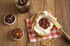 Jam, reçel in Turkish, is a must in breakfast in Turkey. Camembert Cheese, Bakery, Pizza, Turkey, Canning, Breakfast, Beautiful, Food, Morning Coffee