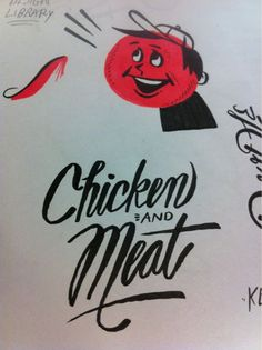 chicken & meat