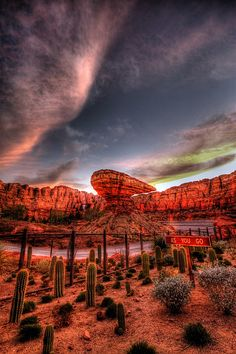 Ornament Valley Sunset. by chris.alcoran, via Flickr
