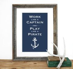 Nautical Inspiration ~