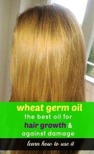Weizenkeimöl Vitamin E Bombe für reife Haut & strohige Haare - BlondBlog
