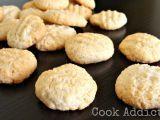 Receita Biscoitos de coco