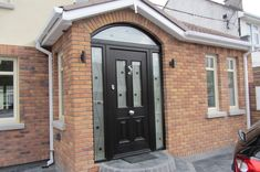 The Palladio Composite Door is the best door on the market today. The strength, durability and beauty of the door are unmatched. Visit Costello Windows to see more. Pvc Windows, Sash Windows, Front Doors, Garage Doors, Doors Online, Composite Door, Townhouse, Composition, Outdoor Decor