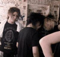 The GazettE bromance. Ruki, Reita, and Kai. They are so sweet! :)