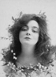 Marie Doro, June 1902. Photo by William Burr McIntosh