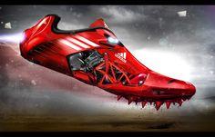 TRACK & FIELD Footwear-mech concept shoe 2014