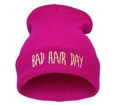 Touca Bad Hair Day — Paradise Store Preta