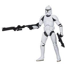 Star Wars The Black Series Clone Trooper Figure
