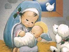 Historia de la Navidad para niños - YouTube