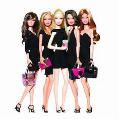 Pimp My Barbie: Barbie Loves Clippy London Collection