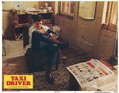 Lobby card 'Taxi Driver'