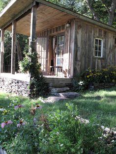 Catskills modern cabin