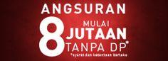 Miliki apartemen tengah Jakarta Bassura City mulai 8jutaan* Tanpa DP
